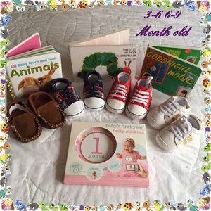 Other - 4 pair of shoes NWT 👶🏼Stickers in a listing👶🏼